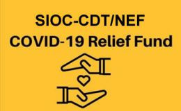 SIOC-CDT/NEF COVID-19 Relief Fund