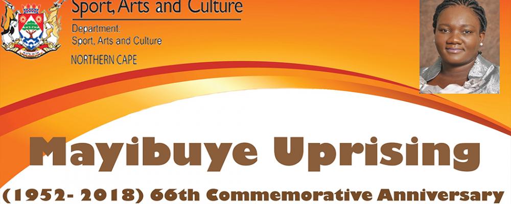 Mayibuye Uprising