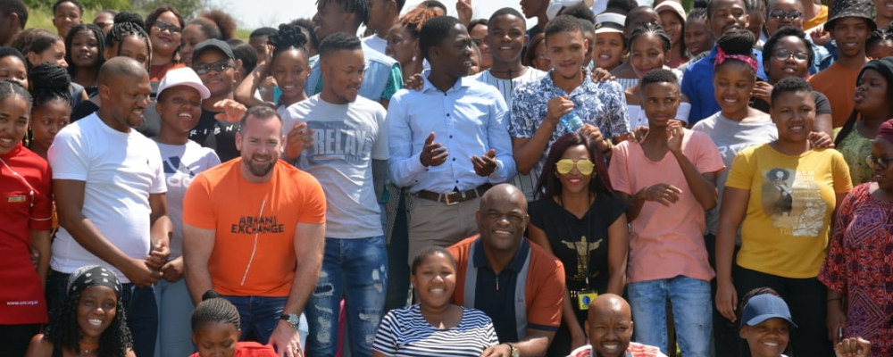Premier meets 200 first year students of Sol Plaatje University