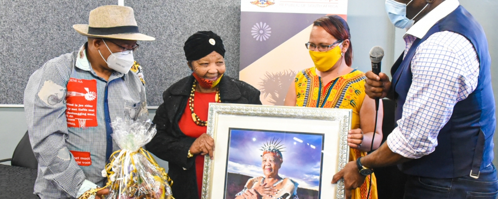 Premier Dr Zamani Saul Celebrates South Africa's Human Treasure as Part of Heritage Month Celebrations
