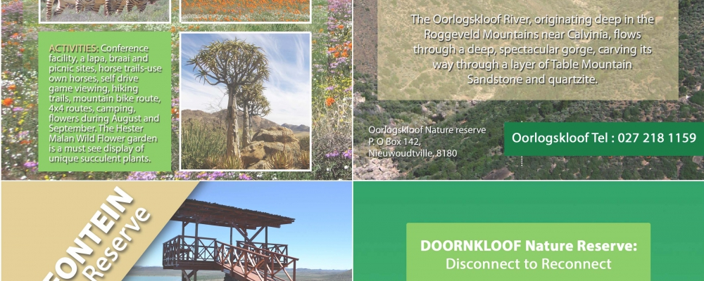 Provincial Nature Reserves Open Week