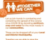 #TogetherWeCan campaign