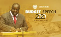 National Budget Speech 2020