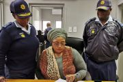 MEC Vilakazi at De Aar Police Station