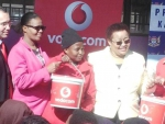 Premier Lucas' remarks on Vodacom National Food Security Programme