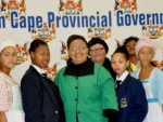 Premier Lucas celebrates Women's Day in Springbok