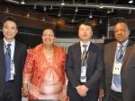 Premier Sylvia Lucas BRICS EXPO Opening Ceremony