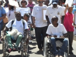 Response by MEC Mxolisi Sokatsha on behalf of the Premier, Ms Sylvia Lucas, at the Disability Pride Parade