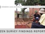 Umsobomvu CBM IDP Survey Report