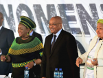 Address by President Jacob Zuma at the National Women's Day Commemmoration event, Galeshewe, Kimberley, Northern Cape