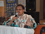Premier  Sylvia Lucas Launches NC Men's Forum