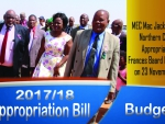 NC Adjustment Appropriation Bill Speech