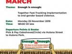 365 Days of Activism Mobilisation