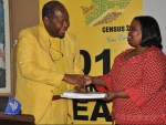 Handing over of Stats SA Report