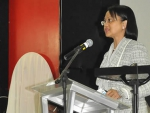 Minister of Agriculture, Ms Joemat-Pettersson on the occasion of BRICS